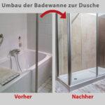 Ebenerdige Dusche Kosten Aus Ihrer Alten Badewanne Wird Ein Gerumiges Duschvergngen Neues Bad Hsk Duschen Behindertengerechte Pendeltür Grohe Unterputz Dusche Ebenerdige Dusche Kosten