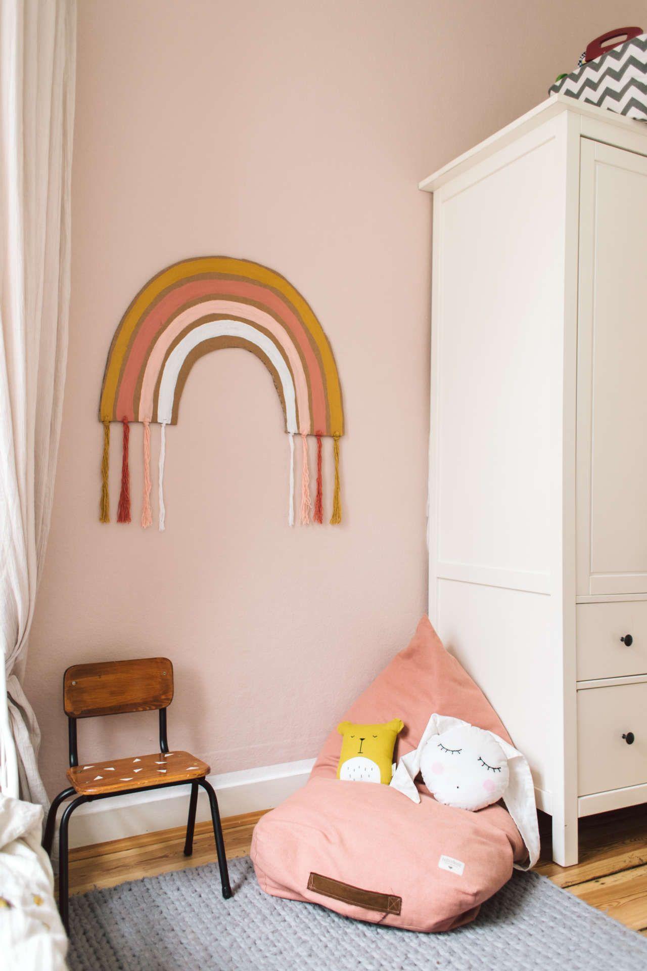 Full Size of Kinderzimmer Wanddeko Diy Regenbogen Selber Machen Regal Weiß Regale Sofa Küche Kinderzimmer Kinderzimmer Wanddeko