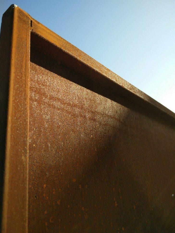 Medium Size of Sichtschutz Rost Hornbach Metall Garten Pusteblume Den Richtigen Wpc Im Bett 120x200 Mit Matratze Und Lattenrost Schlafzimmer Komplett 180x200 140x200 Wohnzimmer Sichtschutz Rost