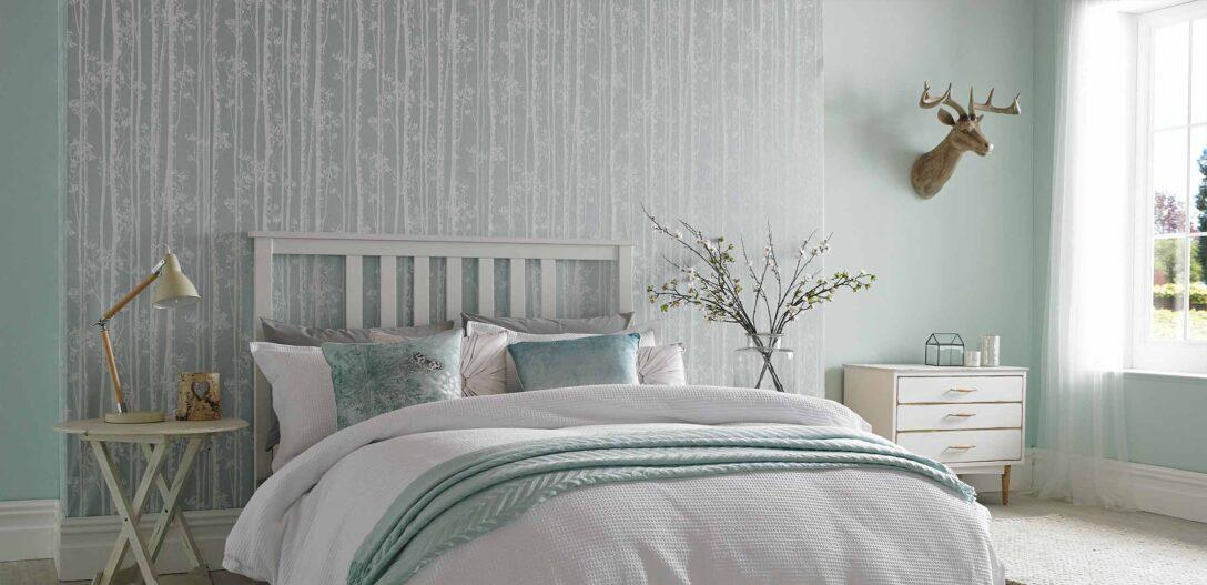 Large Size of Schlafzimmer Tapete Modern Tapezieren Tapeten Blau Grau Trends 2019 Graues Bett Ideen Und Tipps Zur Anwendung Komplettes Wohnzimmer Vorhänge Sessel Komplette Wohnzimmer Schlafzimmer Tapete