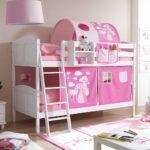 Kinderzimmer Pferd Weies Vollholz Etagenbett Fr Mit Stoff In Pink Regal Regale Sofa Weiß Kinderzimmer Kinderzimmer Pferd