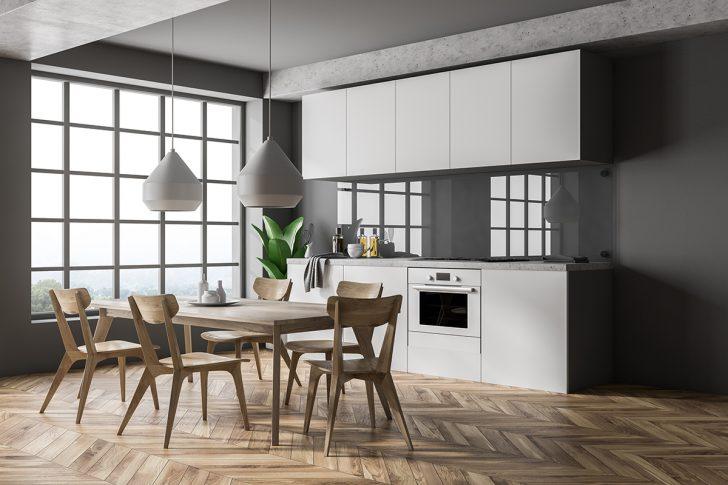 Medium Size of Wandgestaltung Kche 22 Ideen Fr Tapete Mit Wandfarbe Streichen Kleine Küche Einrichten Modulküche Ikea Einbauküche Kaufen Sprüche Für Die L Wohnzimmer Küche Wandfarbe