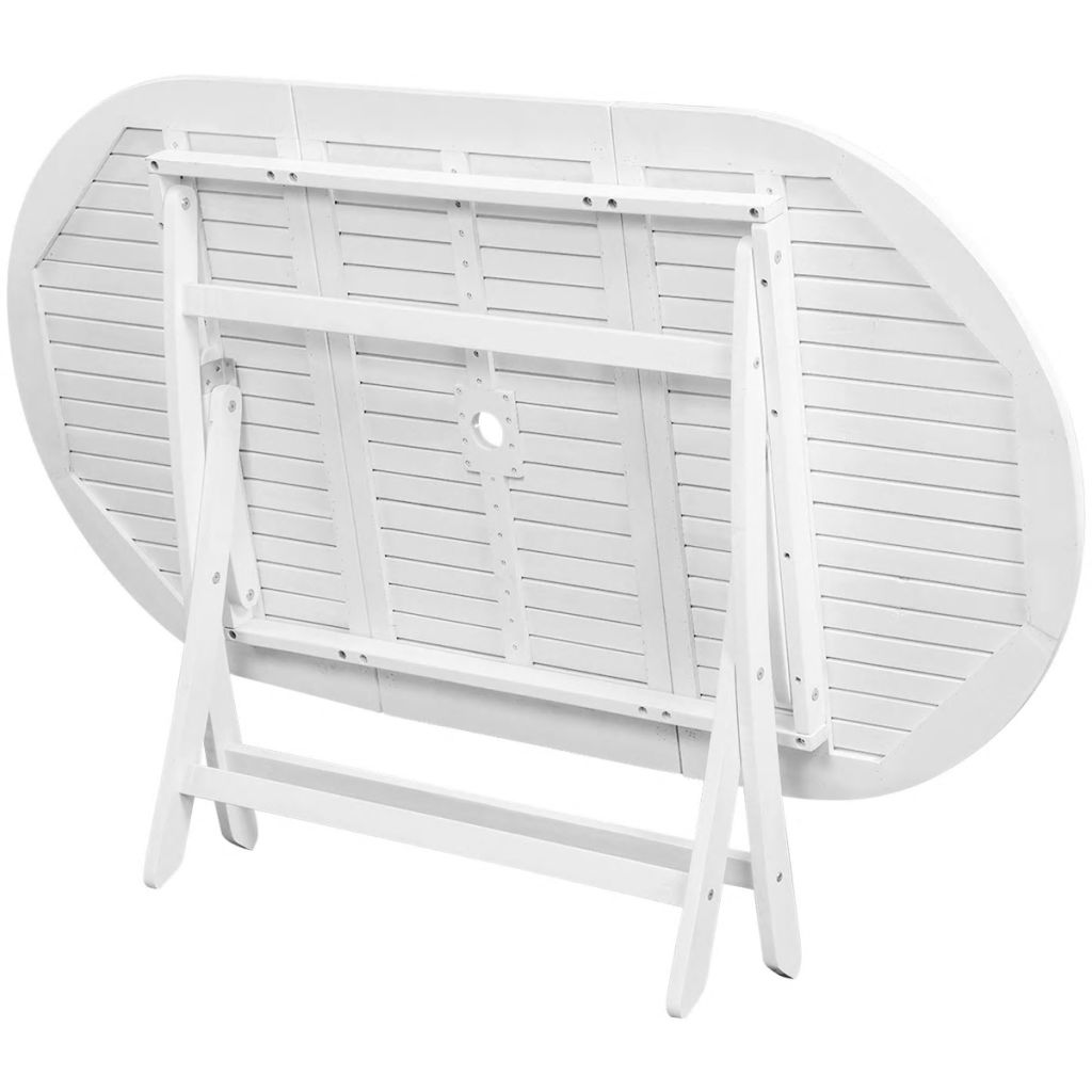 Full Size of Esstisch Oval Weiß Gartentisch Wei Akazienholz Gitoparts Esstische Ausziehbar Badezimmer Hochschrank Hochglanz Weißes Bett Weißer Kleiner Massivholz Weiße Esstische Esstisch Oval Weiß