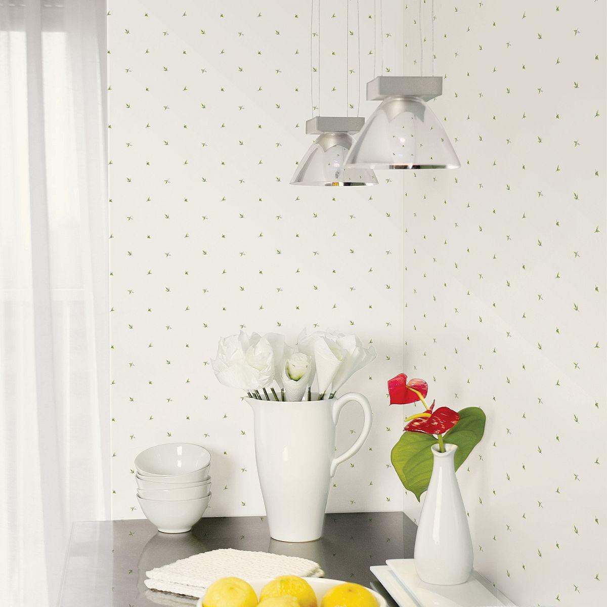 Full Size of Hochwertige Tapeten Und Stoffe Kchentapete Kitchen Style Wohnzimmer Küchentapete