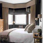 Schlafzimmer Gestalten Wie Am Besten Einen Erker 50 Praktische Und Stilvolle Gardinen Teppich Mit überbau Günstige Komplett Lampe Deckenleuchte Modern Nolte Wohnzimmer Schlafzimmer Gestalten