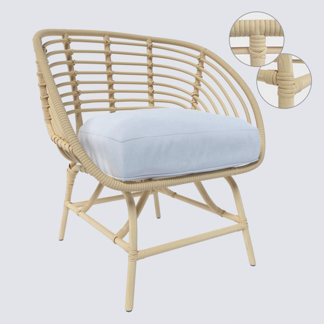 Large Size of Sessel Ikea Buskbo 3d Modell Turbosquid 1413891 Sofa Mit Schlaffunktion Lounge Garten Modulküche Betten 160x200 Schlafzimmer Küche Kaufen Wohnzimmer Wohnzimmer Sessel Ikea