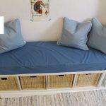 Eckbank Ikea Sitzbank Mit Bezug Und Kissen Hack Diy Eule Youtube Sofa Schlaffunktion Garten Modulküche Betten 160x200 Küche Kosten Kaufen Miniküche Bei Wohnzimmer Eckbank Ikea