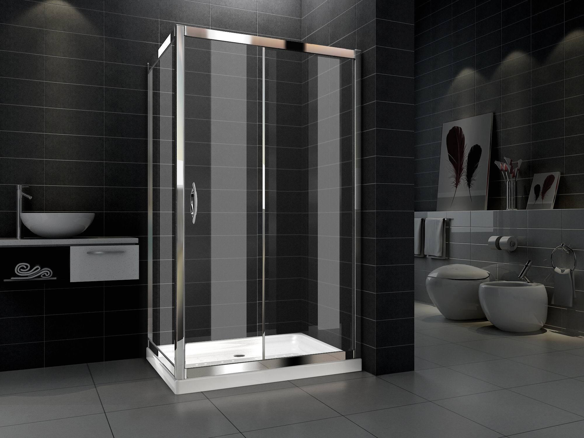 Full Size of Einfaches Sauberes Glas Dusche Raum Gehuse Bluetooth Lautsprecher Schiebetür Unterputz Armatur Rainshower Ebenerdige Nachträglich Einbauen Begehbare Ohne Dusche Schiebetür Dusche