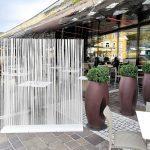 Sichtschutz Raumteiler Paravent Raumtrenner Fr Garten Wohnzimmer Paravent Terrasse
