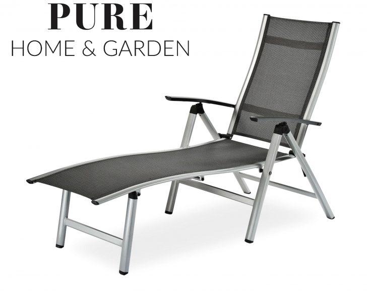 Medium Size of Gartenliege Alu Sieger Trento Rollliege Klappbar Aluminium Textilene Ausklappbares Bett Ausklappbar Wohnzimmer Gartenliege Klappbar