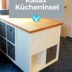 Ikea Kücheninsel Wie Du Aus Dem Kallaregal Eine Kcheninsel Machst Betten 160x200 Bei Küche Kaufen Kosten Sofa Mit Schlaffunktion Miniküche Modulküche Wohnzimmer Ikea Kücheninsel