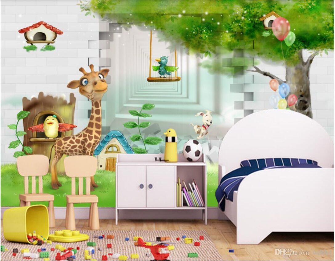 Large Size of 3d Tapete Foto Vlies Wandbild Wohnzimmer Regal Regale Sofa Schlafzimmer Weiß Kinderzimmer Wandbild Kinderzimmer