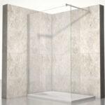 Glasabtrennung Dusche Premium Duschwand Heidi One Bath Kleine Bäder Mit Komplett Set Haltegriff Bodengleiche Fliesen Duschen Sprinz Abfluss 80x80 Grohe Walkin Dusche Glasabtrennung Dusche