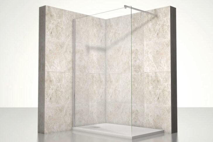 Medium Size of Glasabtrennung Dusche Premium Duschwand Heidi One Bath Kleine Bäder Mit Komplett Set Haltegriff Bodengleiche Fliesen Duschen Sprinz Abfluss 80x80 Grohe Walkin Dusche Glasabtrennung Dusche
