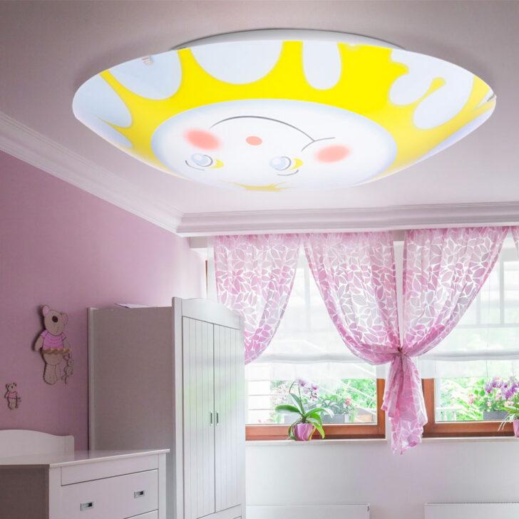 Medium Size of Deckenlampen Kinderzimmer 6 Watt Led Decken Zimmer Beleuchtung Lampe Sonne Jungen Regal Wohnzimmer Modern Regale Für Weiß Sofa Kinderzimmer Deckenlampen Kinderzimmer