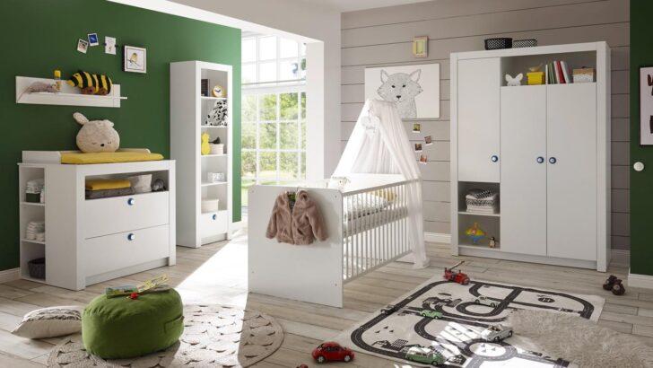 Medium Size of Baby Kinderzimmer Komplett Babyzimmer Paula Set Babymbel Wei 6 Teilig Dusche Regal Bett 160x200 Sofa Günstige Schlafzimmer Komplettes Badezimmer Massivholz Kinderzimmer Baby Kinderzimmer Komplett