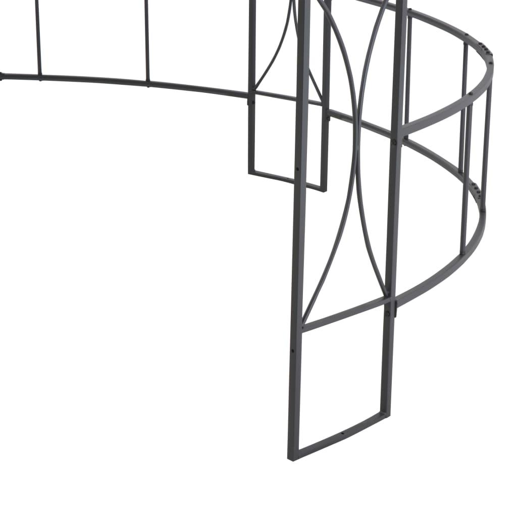 Full Size of Pavillon Rund Huberxxl 300 290 Cm Wei Esstische Esstisch Ausziehbar Sofa Halbrundes Sri Lanka Rundreise Und Baden Thailand Runde Kuba Mit Stühlen Runder Weiß Wohnzimmer Pavillon Rund