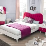 Kinderbett Mädchen Wohnzimmer Komfort Sl Yakut Xxl Bett 140x200 Cm Cilek Mbel Kaufen Mädchen Betten