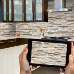 Rückwand Küche Wohnzimmer Rückwand Küche Acrylglas 4mm Rckwand Kche Fotorckwand Kchenbild Bild Foto Lüftung Kochinsel Günstig Kaufen Miniküche Mit Kühlschrank Sideboard