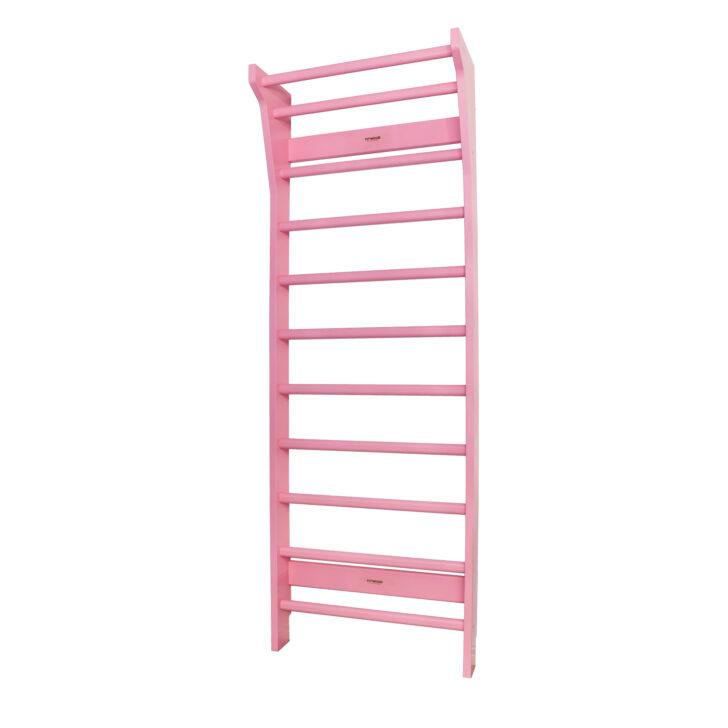 Medium Size of Fitwood Sprossenwand Upplyft Mini Pink Spielzeug Fr Die Regal Kinderzimmer Weiß Sofa Regale Kinderzimmer Sprossenwand Kinderzimmer