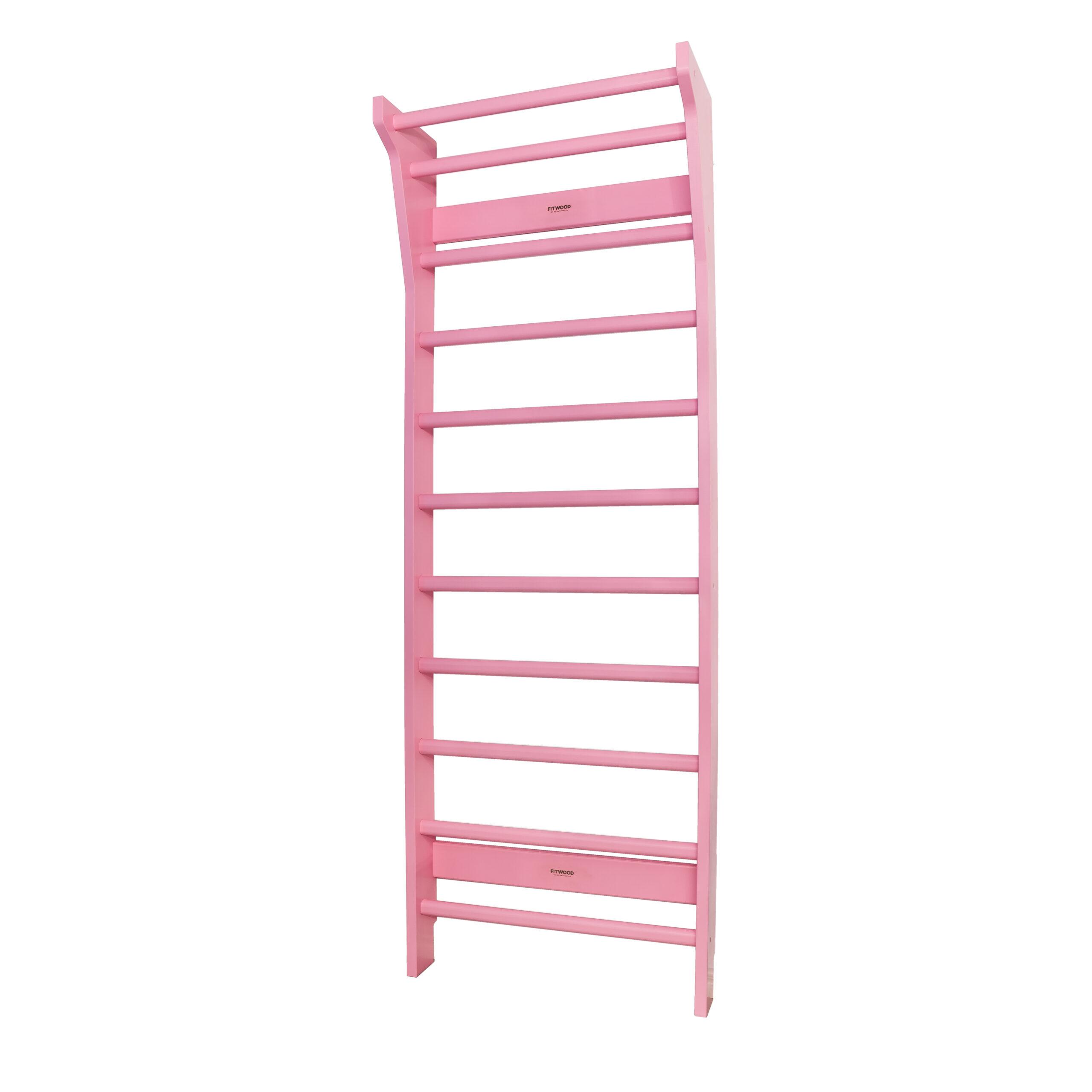 Full Size of Fitwood Sprossenwand Upplyft Mini Pink Spielzeug Fr Die Regal Kinderzimmer Weiß Sofa Regale Kinderzimmer Sprossenwand Kinderzimmer