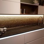 Beleuchtung Küche Kchenrckwand Led Licht Dimmen Farben Wechseln Glaszone Hängeschrank Höhe Vorratsschrank Pantryküche Mit Kühlschrank Wandtatoo Wohnzimmer Beleuchtung Küche