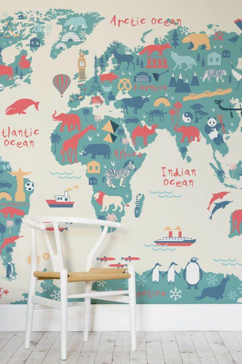 Full Size of Kinderzimmer Tapete Küche Modern Wohnzimmer Fototapete Fenster Tapeten Schlafzimmer Regal Weiß Für Die Sofa Fototapeten Regale Ideen Wohnzimmer Kinderzimmer Tapete