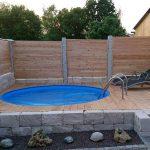 Gartenpool Rechteckig Wohnzimmer Gartenpool Rechteckig Garten Pool Selber Bauen Ideen