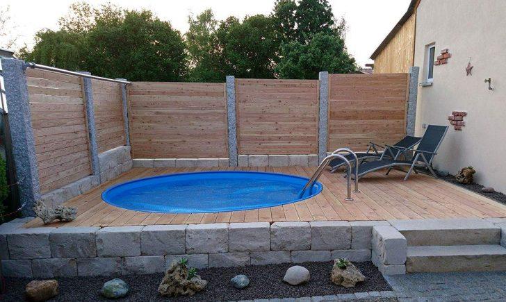 Medium Size of Gartenpool Rechteckig Garten Pool Selber Bauen Ideen Wohnzimmer Gartenpool Rechteckig