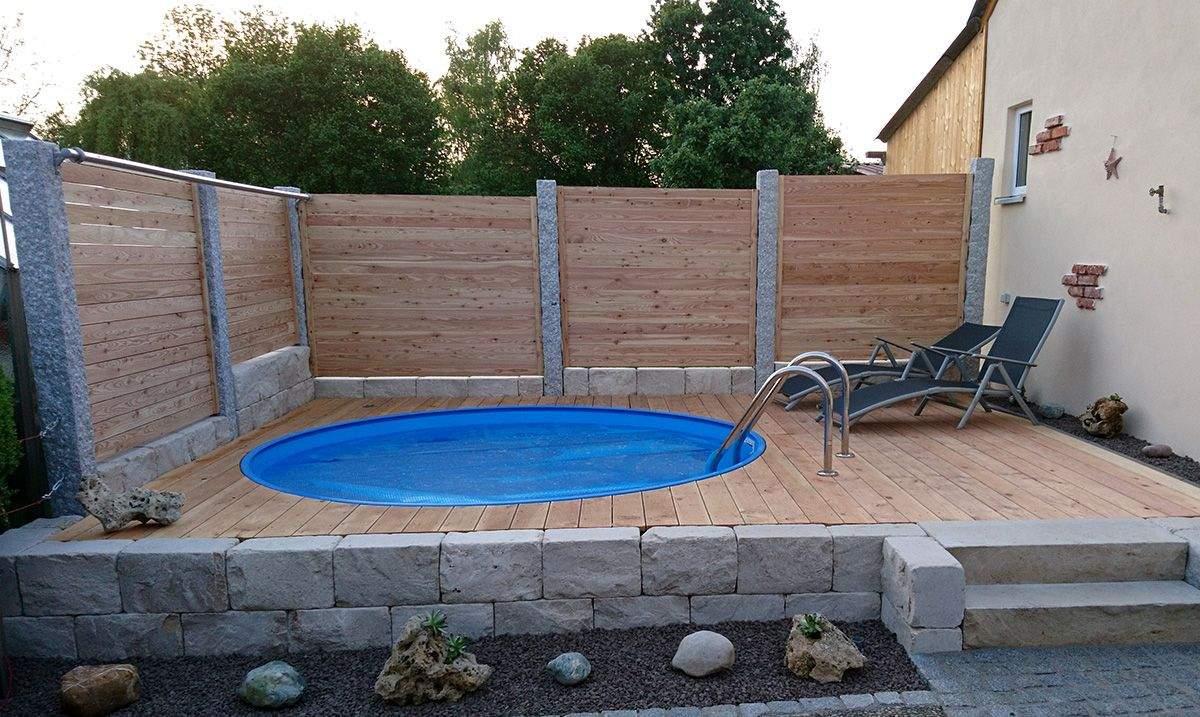 Full Size of Gartenpool Rechteckig Garten Pool Selber Bauen Ideen Wohnzimmer Gartenpool Rechteckig