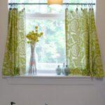 Küchengardinen 50 Fenstervorhnge Ideen Fr Kche Klassisch Und Modern Wohnzimmer Küchengardinen