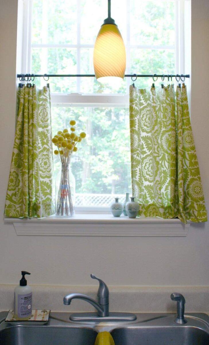 Medium Size of Küchengardinen 50 Fenstervorhnge Ideen Fr Kche Klassisch Und Modern Wohnzimmer Küchengardinen