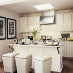 Küchentapeten Wohnzimmer