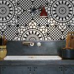 Küchentapete Lustige Mglichkeiten Wohnzimmer Küchentapete