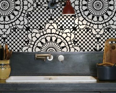 Küchentapete Wohnzimmer Küchentapete Lustige Mglichkeiten
