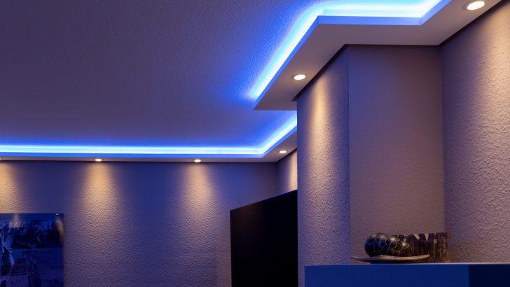 Medium Size of Wohnzimmer Indirekte Beleuchtung Stuckleisten Fr Direkte Und Von Wand Gardinen Hängeschrank Weiß Hochglanz Stehlampen Deckenlampe Poster Moderne Wohnzimmer Wohnzimmer Indirekte Beleuchtung