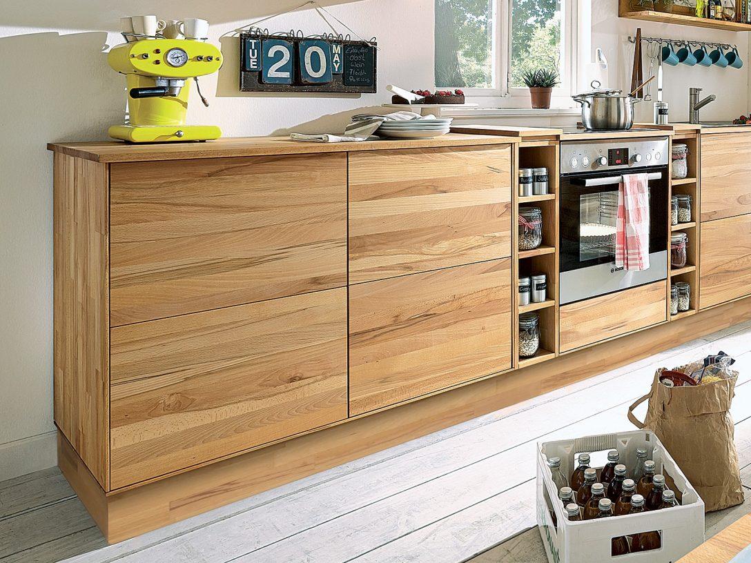 Large Size of Kchenunterschrank Culinara 100 Massivholz Wohnzimmer Küchenunterschrank