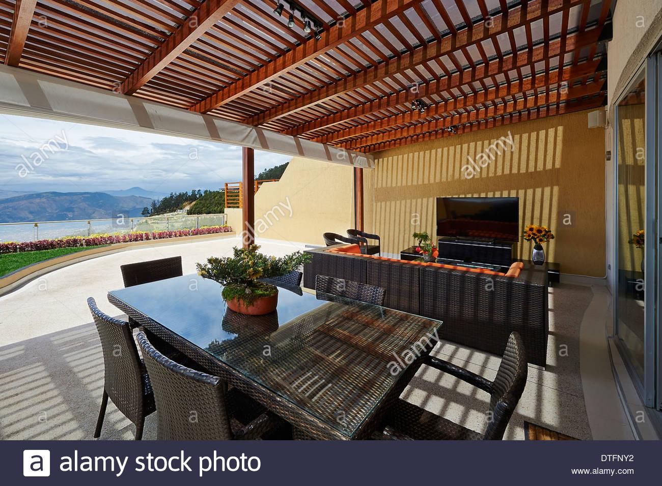 Full Size of Pergola Modern Interior Design Beautiful Terrace Lounge With Küche Weiss Deckenlampen Wohnzimmer Modernes Bett 180x200 Tapete Sofa Moderne Deckenleuchte Wohnzimmer Pergola Modern