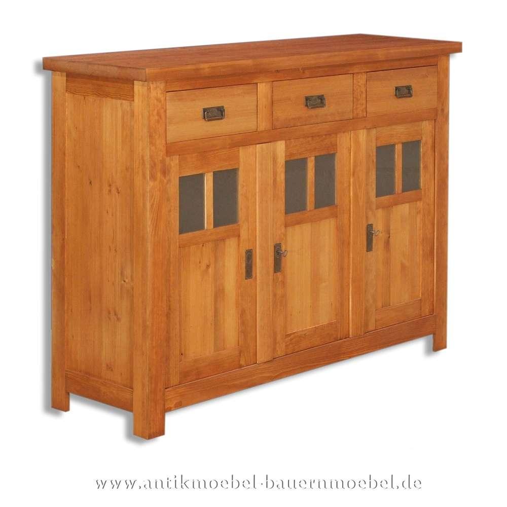 Full Size of Küchenanrichte Halbschrank Kchenanrichte Holzschrank Grnderzeit Massiv Wohnzimmer Küchenanrichte