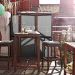 Paravent Balkon Ika 61 Schn Ikea Bilder Holz Deko Garten Wohnzimmer Paravent Balkon