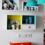 Aufbewahrung Küche Diy In Der Kche Leelah Loves Jalousieschrank Tapete Modern Kleine Einrichten Holzbrett Kräutergarten Alno Tapeten Für Arbeitstisch Wohnzimmer Aufbewahrung Küche