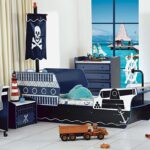 Piraten Kinderzimmer Kinderzimmer Piraten Kinderzimmer Komplettes Im Design Regale Sofa Regal Weiß