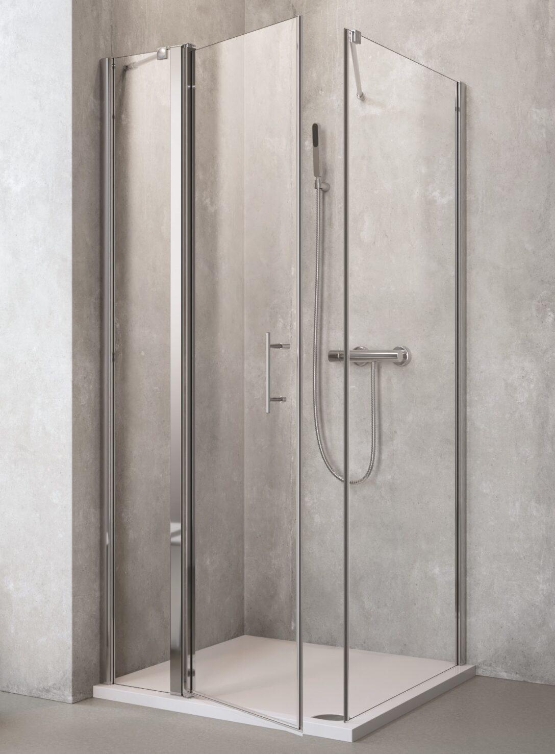 Large Size of Eckeinstieg Dusche Ebenerdig Bodenebene Bodengleiche Duschen Fliesen Hüppe Badewanne Mit Sprinz Mischbatterie Dusche Eckeinstieg Dusche