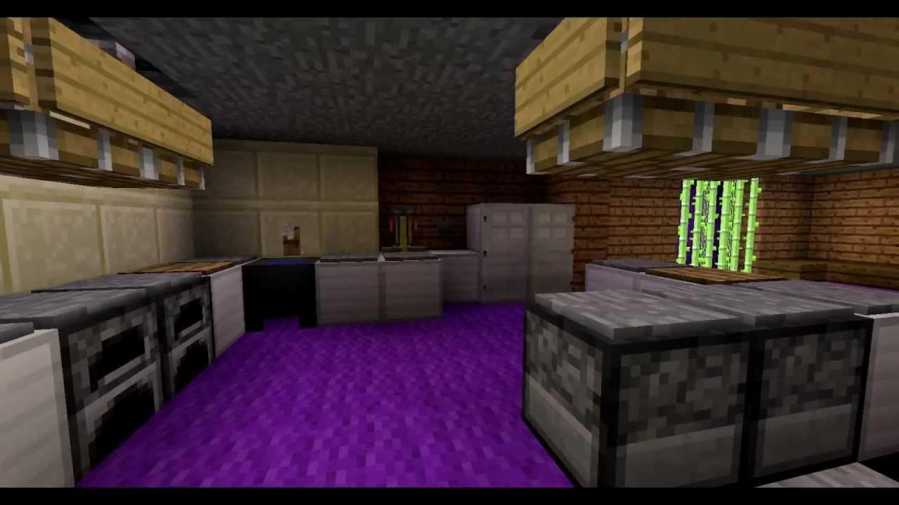 Full Size of Minecraft Moderne Kche Mit Redstone Youtube Einbauküche Kaufen Servierwagen Küche Klapptisch Was Kostet Eine Neue Mobile Vorratsdosen Industrielook Wohnzimmer Minecraft Küche