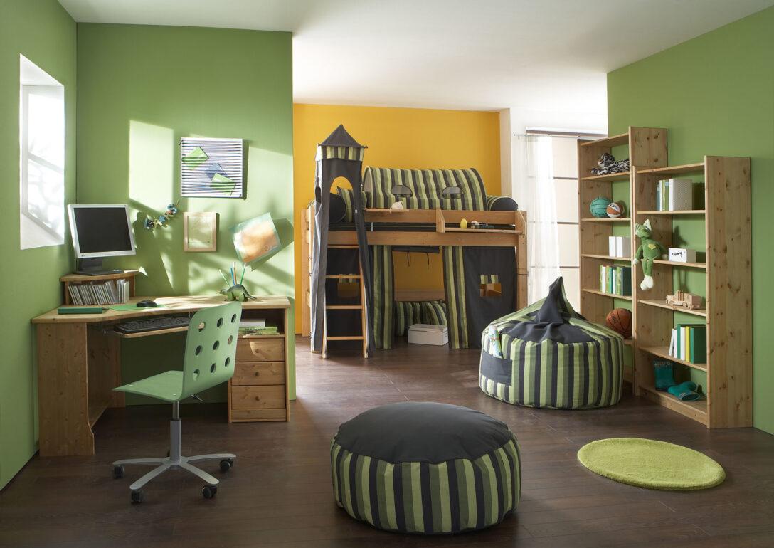 Large Size of Hochbett Kinderzimmer Forest Aus Massivholz Von Dolphin Gnstig Regal Regale Weiß Sofa Kinderzimmer Hochbett Kinderzimmer