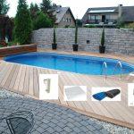 Gartenpool Rechteckig Obi Intex 3m Garten Pool Holz Test Mit Sandfilteranlage Bestway Kaufen Pumpe Wohnzimmer Gartenpool Rechteckig