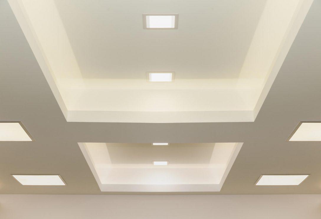 Large Size of Indirekte Beleuchtung Decke Led Deckenleuchte Schlafzimmer Spiegelschrank Bad Mit Und Steckdose Deckenlampe Esstisch Wohnzimmer Deckenlampen Badezimmer Wohnzimmer Indirekte Beleuchtung Decke