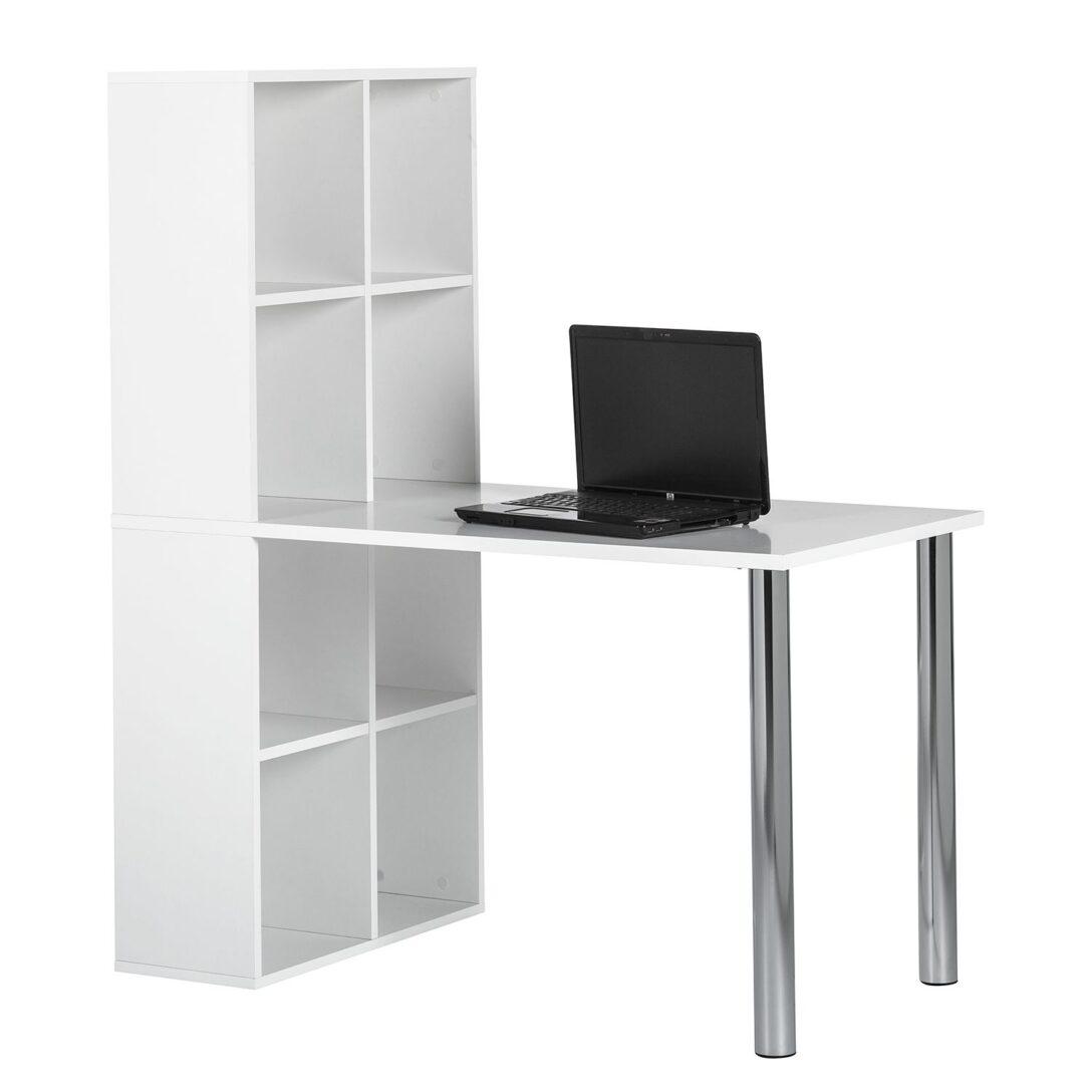 Large Size of Schreibtisch Regalaufsatz Regal Mit Integriertem Ikea Selber Bauen Kombi Kombination Integriert Klappbar Brotisch Von California Bei Home24 Bestellen Regale Regal Regal Schreibtisch
