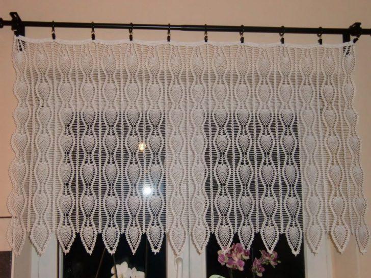 Medium Size of Gardine Häkeln Kche Gardinen Selber Hkeln Kruselband Esszimmer Griffe Für Die Küche Scheibengardinen Wohnzimmer Schlafzimmer Fenster Wohnzimmer Gardine Häkeln