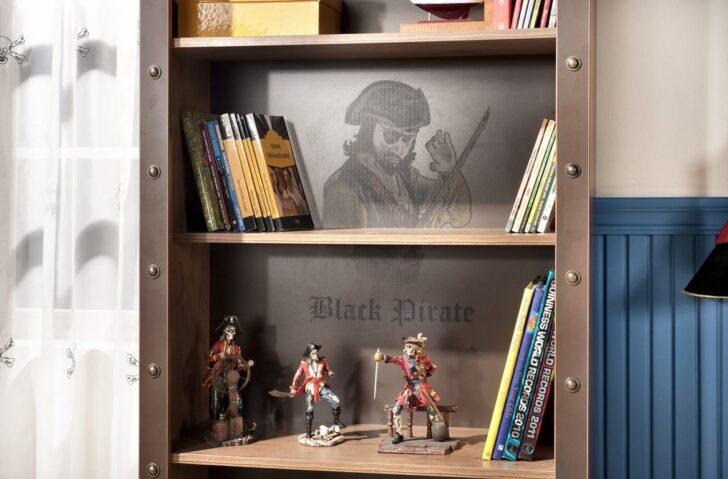 Medium Size of Piraten Kinderzimmer Set Schiffsbett Bymm Frei Haus Precogs Regal Weiß Sofa Regale Kinderzimmer Piraten Kinderzimmer